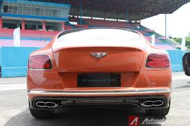 bentley rear bentley continental gt s v8 rear lights autonetmagz