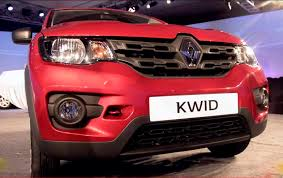 renault kwid red colour renault kwid arrives in brazil close up shots reveal what u0027s what