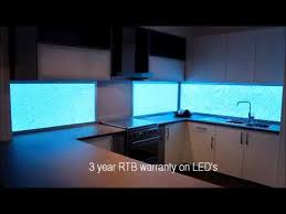 spicon linear matrix australia illuminated splashbacks youtube