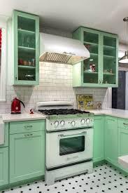 photo cuisine retro la cuisine retro vintage garantit un véritable dépaysement vers le