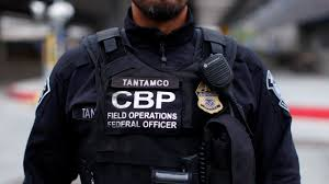 customs and border protection agents form the front lines of a