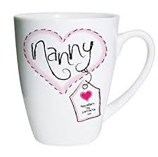 mothers day gift for nanny nanny mug gifts and cards school gifts mothers day