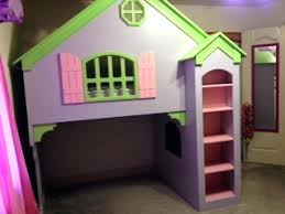 Doll House Bunk Beds Dollhouse Loft Bed Opticonsult Info