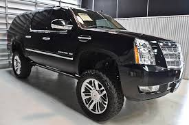 cadillac suv truck truck conversions for sale 2010 cadillac escalade platinum lifted suv