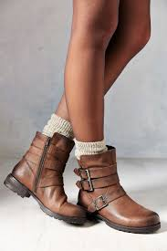 brown leather moto boots 37 best fashion boot images on pinterest fashion boots