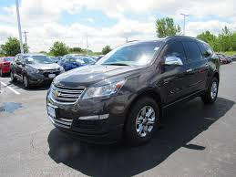 used 2016 chevrolet traverse fwd 4dr ls w 1ls honda of tiffany