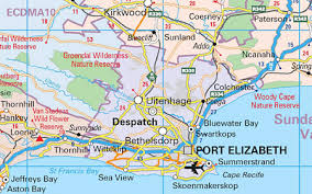 j bay south africa map sa maps and flags