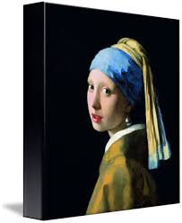 painting girl with pearl earring jan vermeer girl with a pearl earring baroque by masterpieces