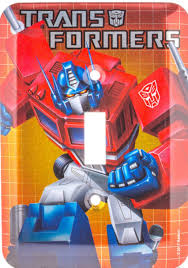 Hobby Lobby Light Box Transformers Embossed Tin Signs Light Switch Cover Listed On