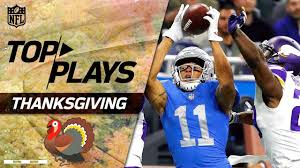 top plays from thanksgiving day nfl week 12 highlights