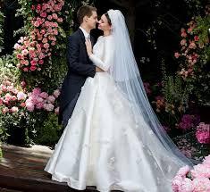wedding dress miranda kerr miranda kerr s wedding dress makes all other wedding dresses look