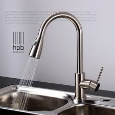 types of faucets kitchen best type of kitchen sink chrison bellina
