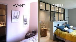 chambre et dressing chambre salle de bain charmant amenagement chambre avec dressing et