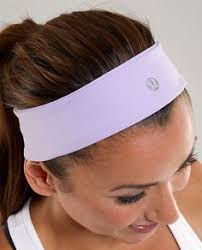lulu headband lulu lemon headband want fashion lulu lemon