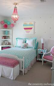 Fun Bedroom Ideas by Best 25 Bright Girls Rooms Ideas On Pinterest Pink Childrens
