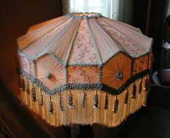 Antique Chandelier Globes Victorian Lampshades Vintage Custom Lamp Shades