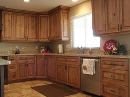 elegant classic cherry kitchen cabinets light cabinets high brown