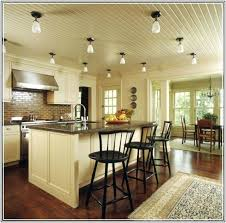Lighting In Kitchen Cathedral Ceiling Kitchen Photo 1 Of 8 Vaulted Ceiling Kitchen