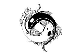 yin yang tattoos transparent clip art library