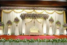 wedding decorating ideas 10 awesome indian wedding stage decoration ideas indian wedding