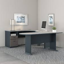 How Much Does A Desk Cost by U Shaped Desks You U0027ll Love Wayfair