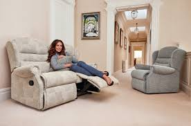Fabric Sofa Recliners by Ashford Sherborne Upholstery
