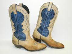 womens vintage cowboy boots size 9 antique ostrich calf shoes womens size 9 vintage high heal retro