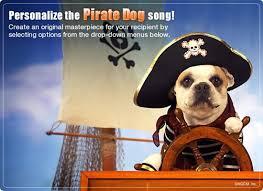 pirate ecard personalized lyrics happy birthday