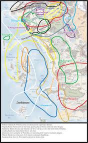 Map Of Faerun 253 Best Faerun Images On Pinterest Forgotten Realms Fantasy