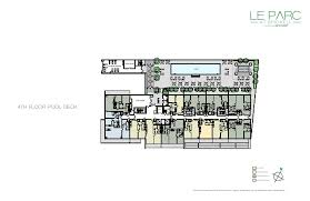 Fitness Center Floor Plans The New Nature Of Brickell City Living Floor Plans