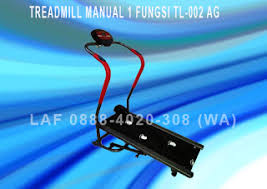Treadmill Manual Tl 002 1 Fungsi treadmill manual 1 fungsi laf 002ag laf 002 ag harga murah