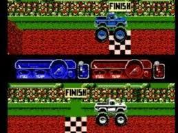 bigfoot monster truck game bad game wednesdays 19 bigfoot nes youtube