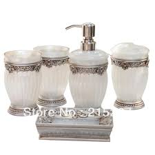 bathroom sets bath accessories sets ideas homesfeed best 25