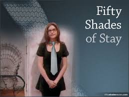 50 Shades Of Gray Meme - fifty shades of stay meme