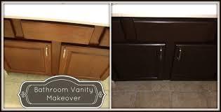Diy Bathroom Vanity Makeover by Bathroom Vanity Makeover Detours In Life