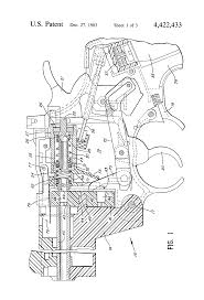 patent us4422433 projectile loader and detent assembly for guns