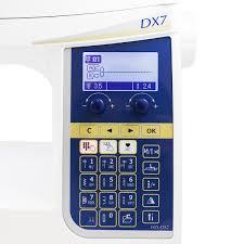 amazon com juki hzl dx series sewing machine hzl dx7