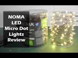 noma micro dot lights review
