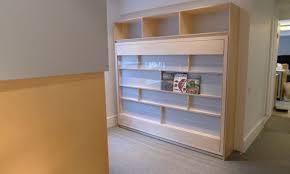 Sliding Bookcase Murphy Bed Roberto Gil U2013 Furniture Designer
