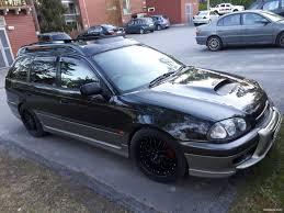toyota caldina gtt vaihto station wagon 1999 used vehicle