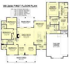 Contemporary Farmhouse Floor Plans Amazing Modern Farmhouse House Plan U2013 House Plan Zone