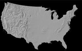 Elevation Map Of The United States by Grade 8 Scienceounit 4olandforms And Topography 39 Grade 8 Science