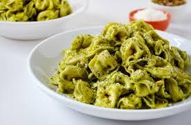 30 minute pistachio pesto tortellini just a taste