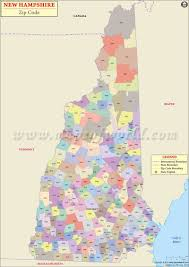 Fort Wayne Zip Code Map by New Hampshire Jpg