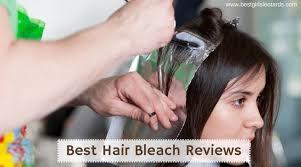best otc hair bleach best hair bleach reviews of 2017 bleach your hair at home