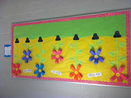 spring flowers bulletin board ideas siudy net