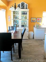 restoration beauty creating a bright u0026 colorful kitchen mostly
