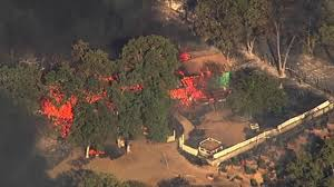 Wildfire Clearlake Ca by Governor Jerry Brown Links California U0027s Wildfires To Drought