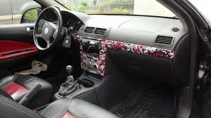 How To Vinyl Wrap Interior Trim Dash Trim Vinyl Wrap Cobalt Ss Network