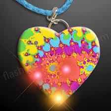 jewelry tie dye necklace by flashingblinkylights